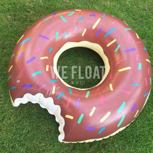 Chocolate-Donut-1-Floatie-front-WeFloatBali