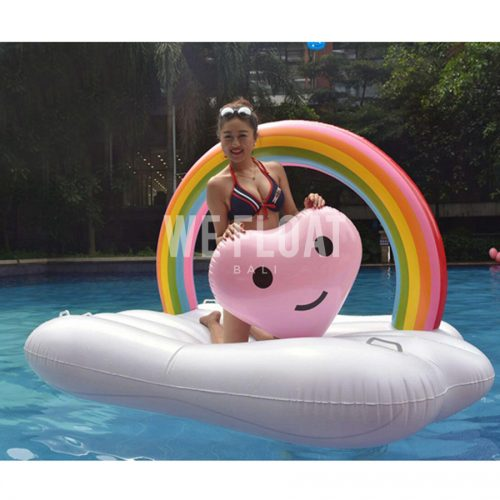 Rainbow-Cloud-Bed-Lounge-Float-1-WeFloatBali