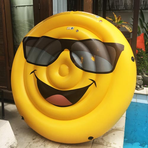 Cool Guy Emoji Float-WeFloatBali